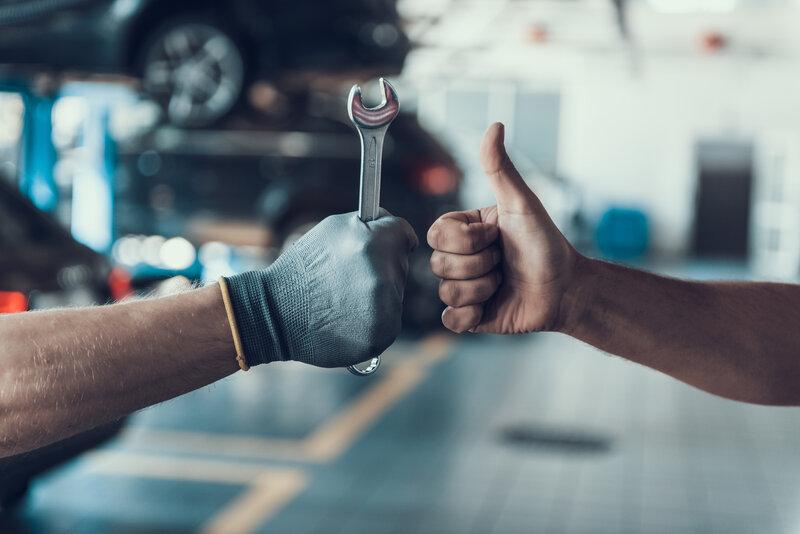 Garage Inspection in Winston Salem