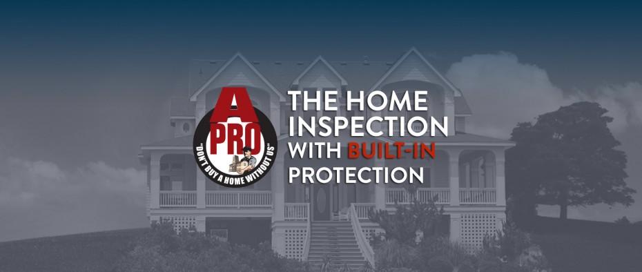 Exterior Home Inspection in Winston Salem