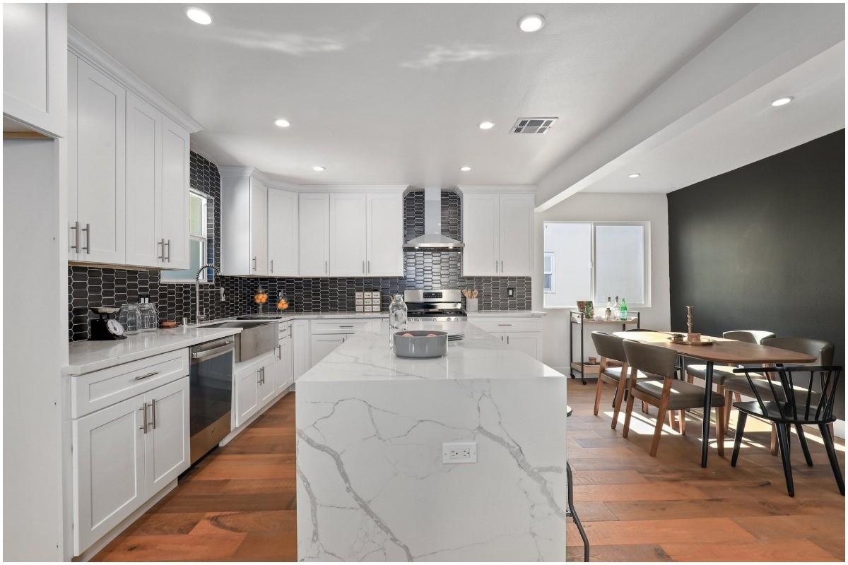 Kitchen Home Inspection in Winston Salem